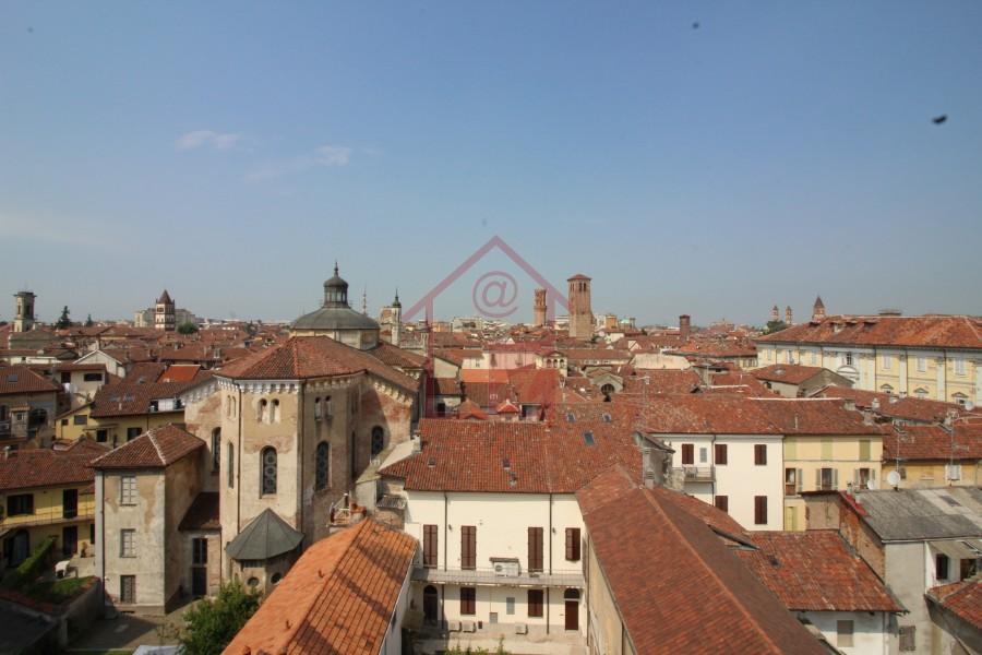Appartamento panoramico in vendita a Vercelli